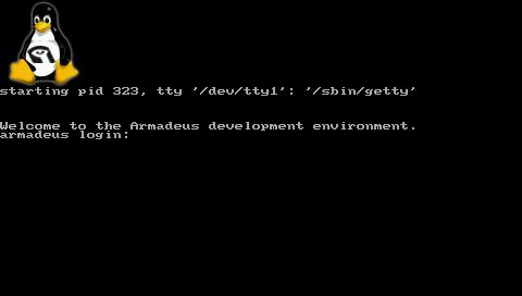 Linux Boot Logo - ArmadeusWiki